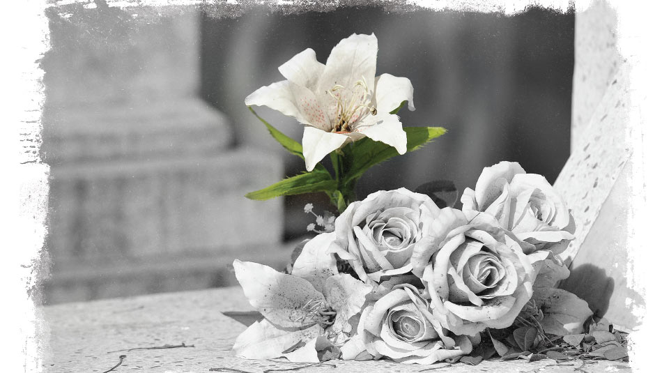 Cartão: Dia de finados