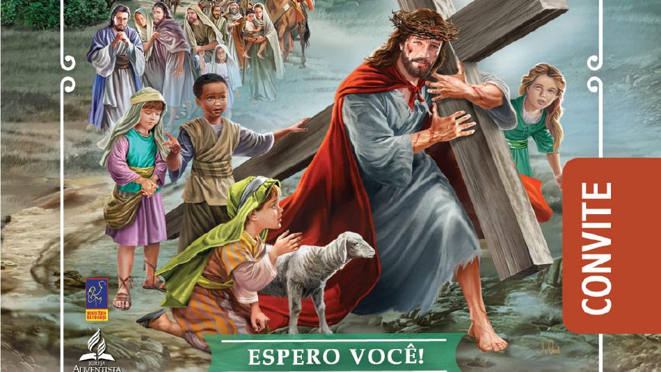 Convite: Semana Santa Infantil 2014
