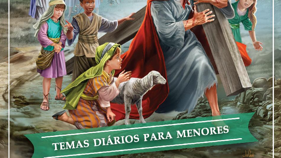 Livreto: Semana Santa Infantil 2014
