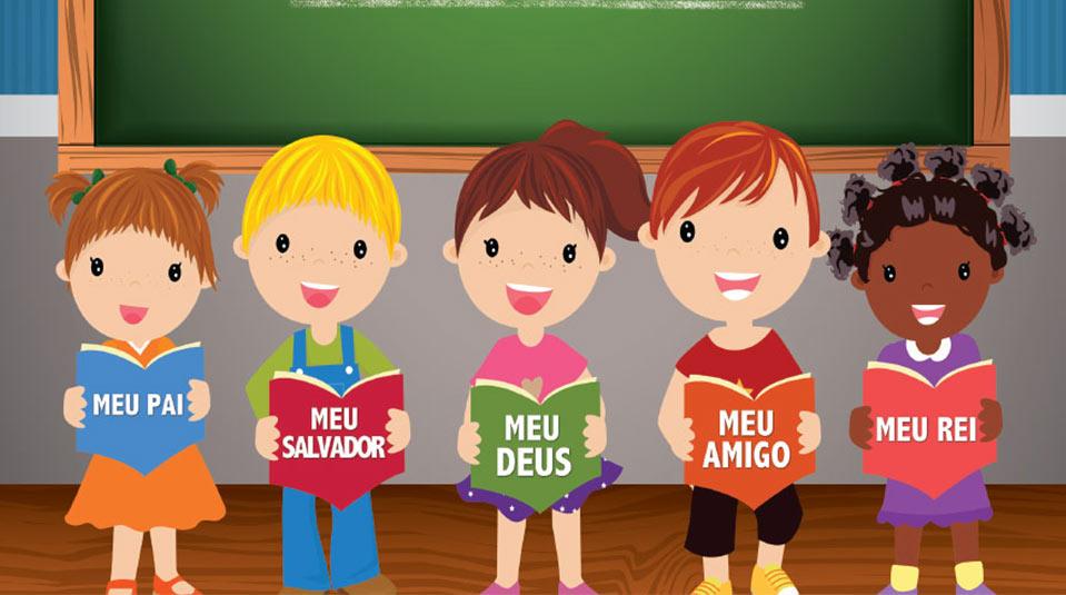 Livreto: Pequeno Grupo Infantil