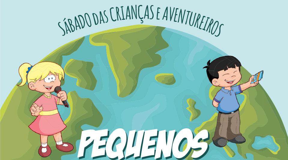 Livreto: Sábado das crianças e Aventureiros 2014