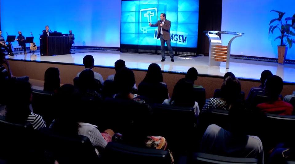 #Parte4: Mensagem –  Culto Jovem