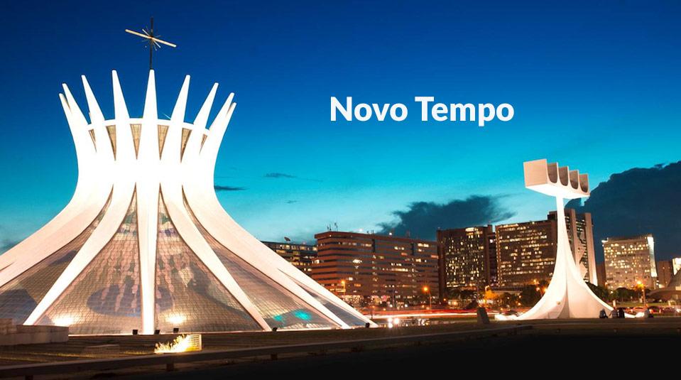 Nova grade de programação da Novo Tempo e Nuevo Tiempo