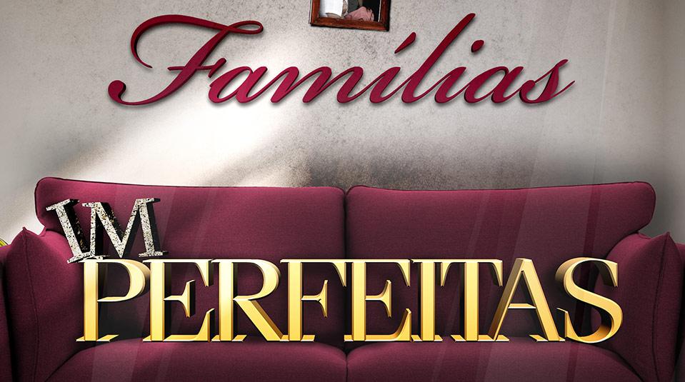 Banner: Famílias [Im]perfeitas – Semana da Família