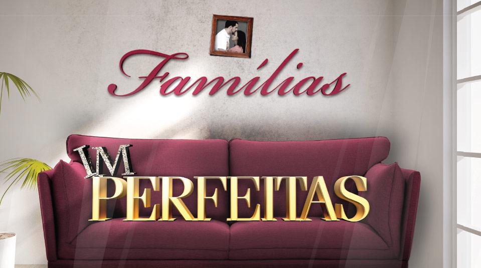 Cartaz: Famílias [Im]perfeitas – Semana da Família