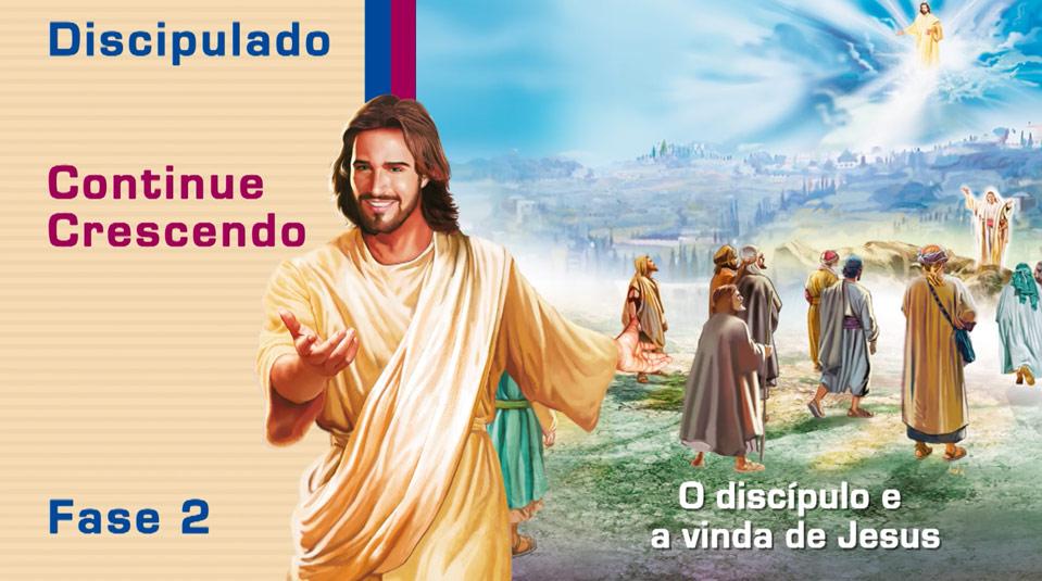 #10 O discípulo e a vinda de Jesus – Ciclo de Discipulado fase 2