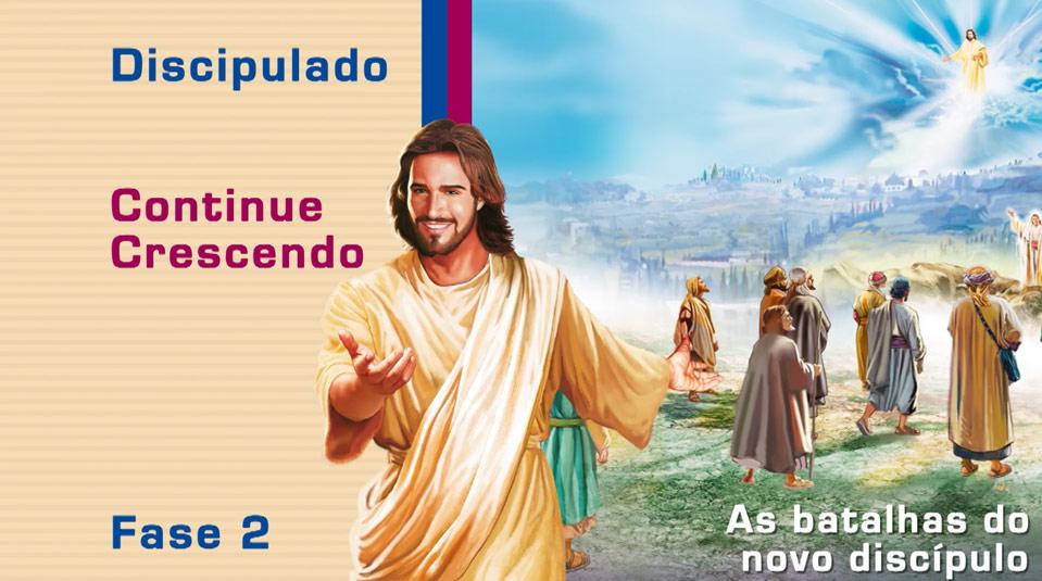 #2 As batalhas do novo discípulo – Ciclo de Discipulado fase 2