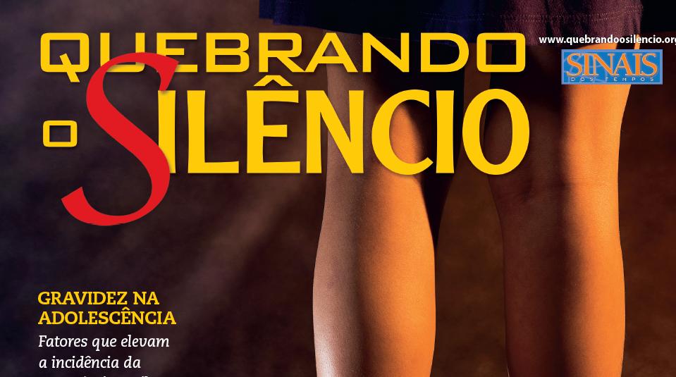 Revista: Quebrando o Silêncio 2014