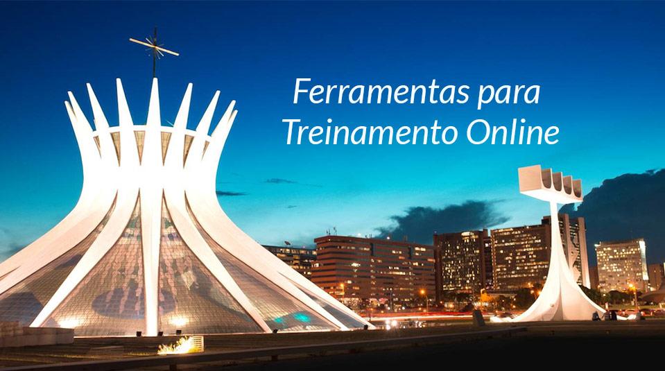 Ferramentas para treinamento online – SAC/GAiN 2014
