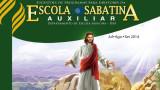 Auxiliar Escola Sabatina 3º Trimestre 2014