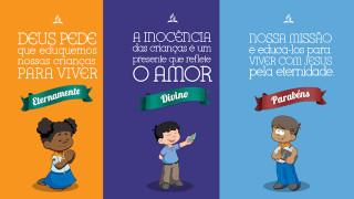 Cartões especiais: Dia das crianças e dos Aventureiros