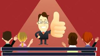 Vídeo animado do Ciclo do aprendizado