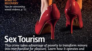 Revista: Quebrando o SIlência em inglês