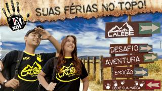 Cartaz: Missão Calebe 2011