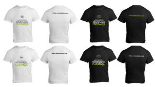 Camiseta – Multiplicando Esperança – Arte aberta