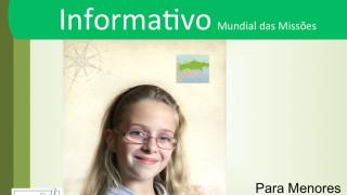 PPT: Informativo Mundial das Missões para os menores