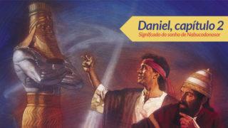 Cartão: Estátua do sonho de Nabucodonosor