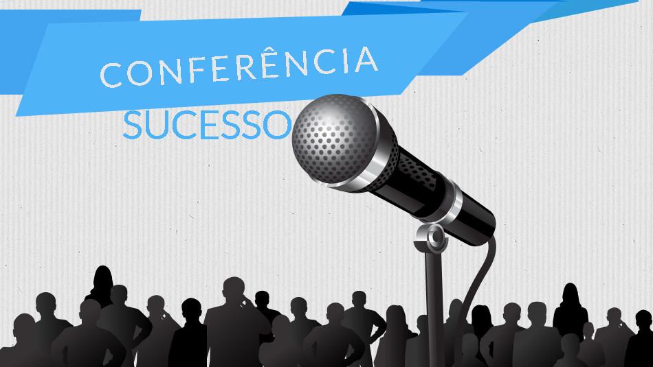 como realizar serie de conferencia de sucesso