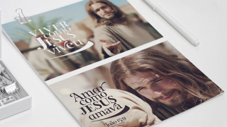 slides: Viver como Jesus viveu | Escola Sabatina