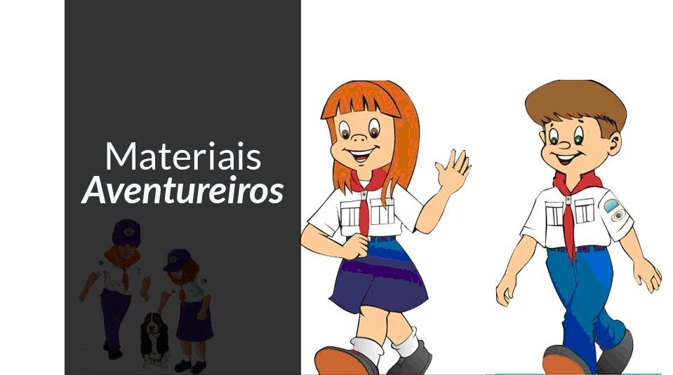 Materiais Aventureiros