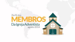 Infográfico: perfil dos Adventistas na América do Sul