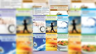 Folhetos: 8 remédios naturais