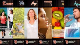 Banners sugestivos #1:  Feira de saúde