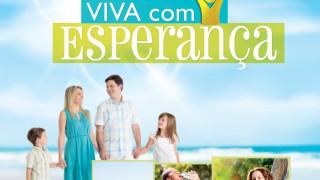 Cartaz: Evangelismo Viva com Esperança