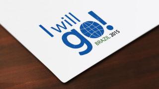 Logo: I will go!