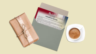 Carta de Parabéns – Dia do Pastor