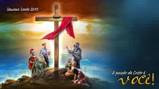 Fundo de ppt: A paixão de Cristo é você – Semana Santa 2015
