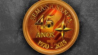 Medalha: A paixão de Cristo é você – Semana Santa 2015