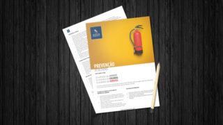 Manual de prevenção de incêndios