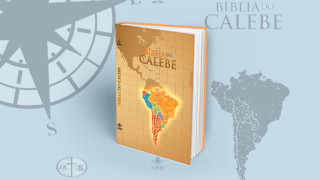 Capa: Bíblica do Calebe 2015
