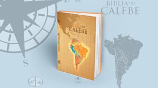 Capa: Bíblica do Calebe 2015