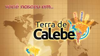Cartaz: Terra de Calebe 2015