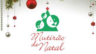 Cartaz: Mutirão de Natal 2014