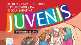 Auxiliar: Juvenis Ano D 1º trimestre 2015