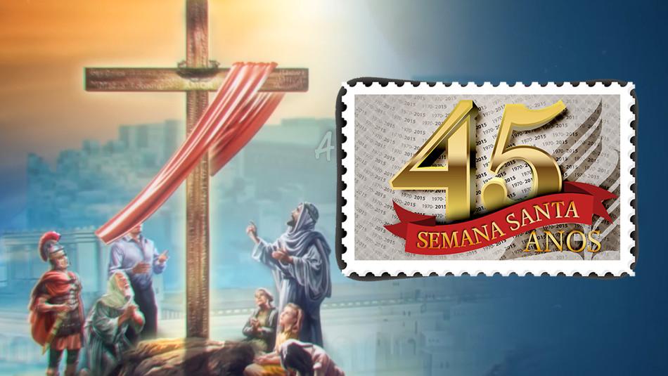 documentário 45 anos de semana santa