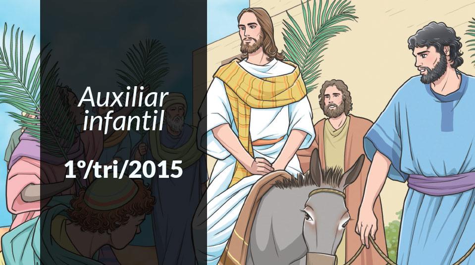 Auxiliar Infantil - 2015