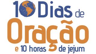 Camiseta: 10 Dias de oração e 10 horas de jejum 2015