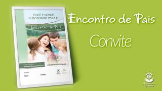 Convite – Encontro de Pais 2015