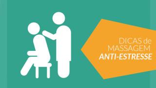 Manual: massagem anti-estresse – Feira de Saúde