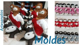 Sugestão e moldes para artesanatos – Semana Santa infantil 2015