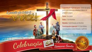 Cartaz de Treinamento da Semana Santa 2015