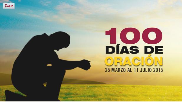 Dia 11 – 20 #100days2015 – 100 Dias de Oração