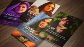 Cartões Filhas de Deus – Dia Internacional da Mulher 2016