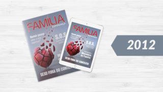 Revista: Família Esperança 2012