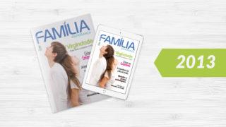 Revista: Família Esperança 2013