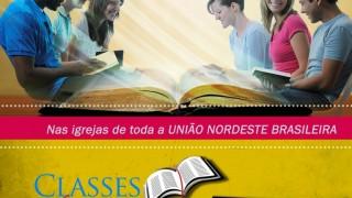Programa – Lançamento Classes Bíblicas